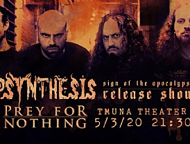 PSYNTHESIS EP RELEASE SHOW