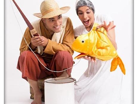 הדייג ודג הזהב