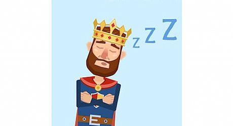 המלך הלך לישון